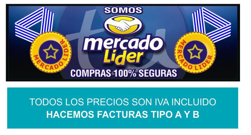 MercadoLider - Facturas A y B